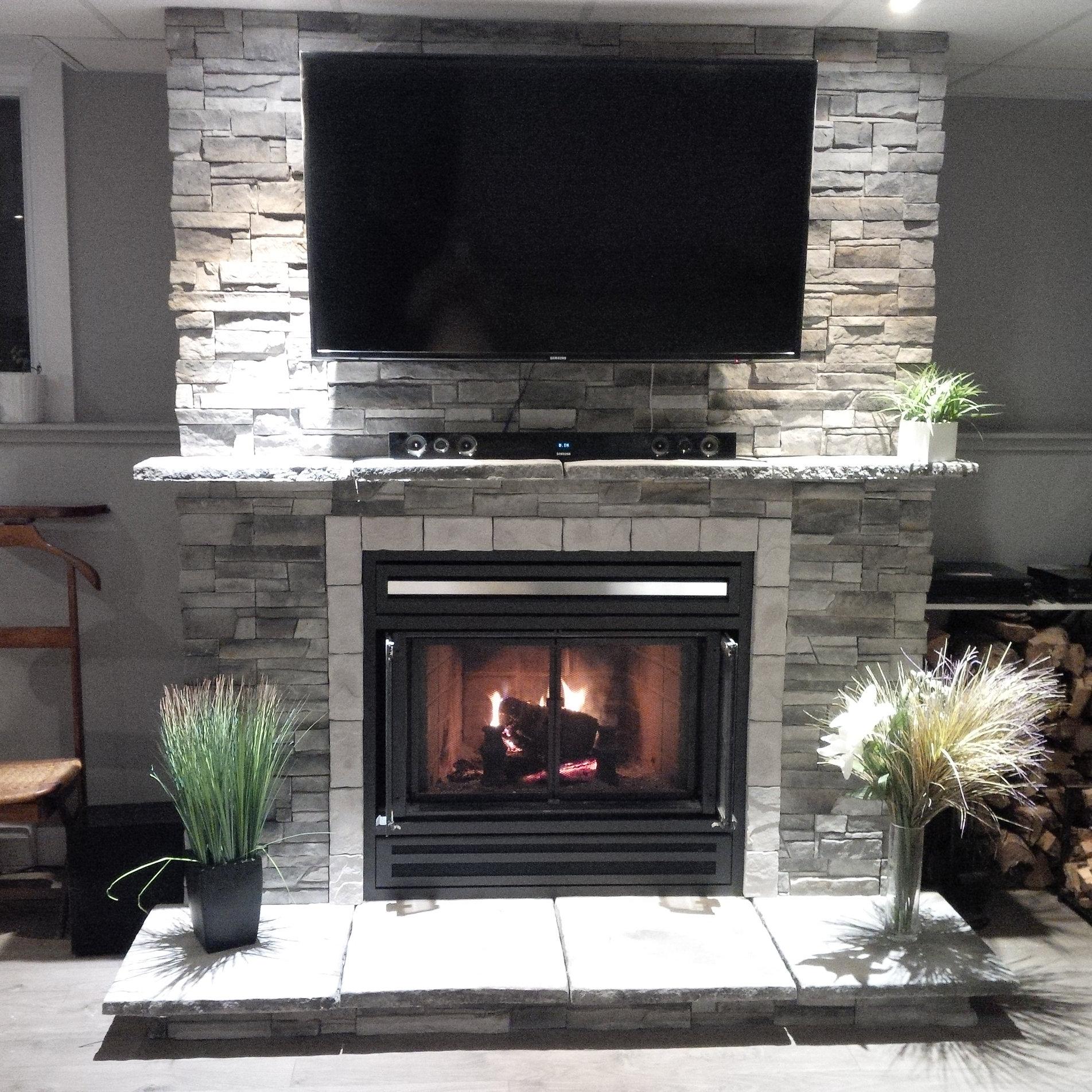 kit de pierres foyer ottawa gatineau fireplace aylmer