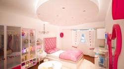 Habitación infantil - San Isidro