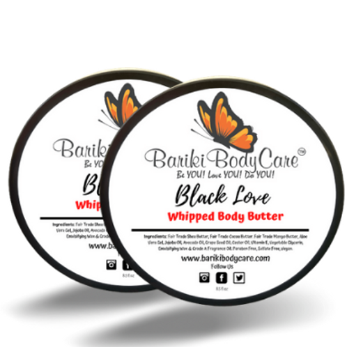 BOGO Body Butter (Two 8.5 FL OZ Whipped Body Butters)