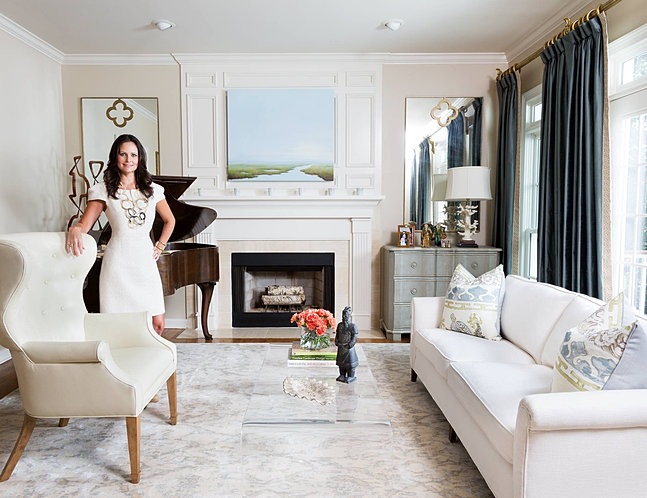Kim Nielsen Interiors Charleston Sc Interior Designer High End