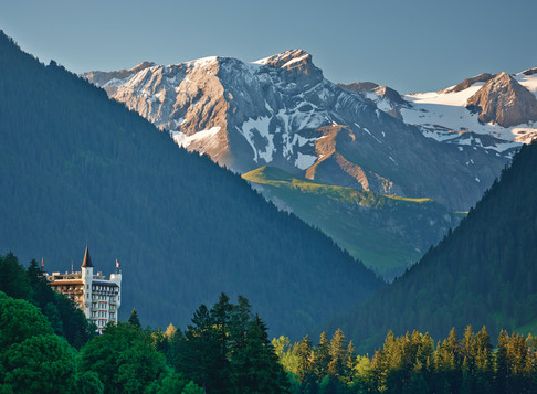 We check out: Switzerland