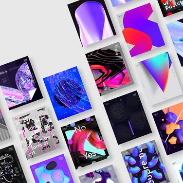 Baugasm 365 Posters