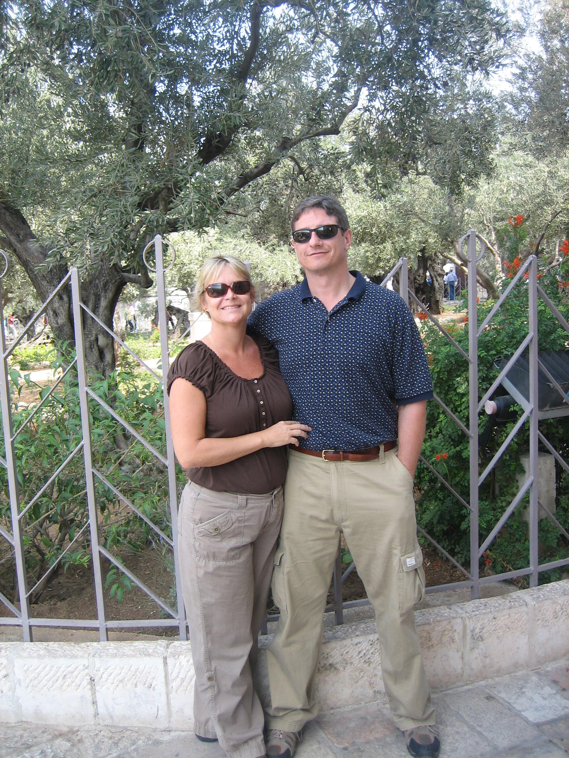 Gethsemane Israel 2009