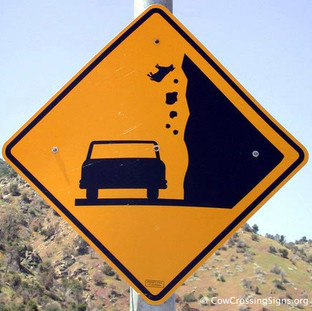 Democrat hot springs, California. Photo: Alisson Sheehey. Source: http://www.roadtripamerica.com/roadside/Falling-Cow.htm