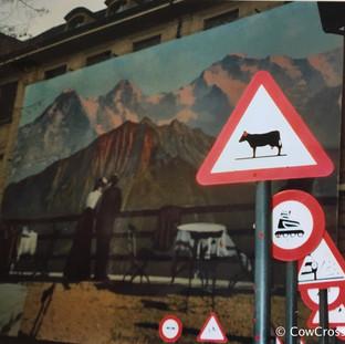Basel Exhibition, Switzerland. Photo: Inge and Detlef Schulze.