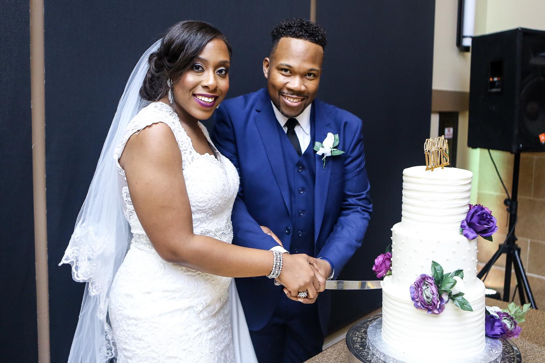Davis Wedding - Bride