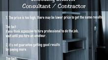 Tips dalam memilih Konsultan dan Kontraktor Interior