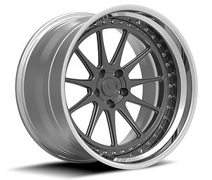 KR4 custom forged concave wheels