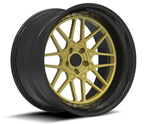 KR7 custom forged concave wheels