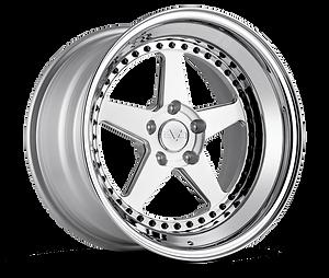 LS1 custom forged wheels