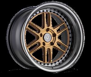 LS2 custom forged wheels