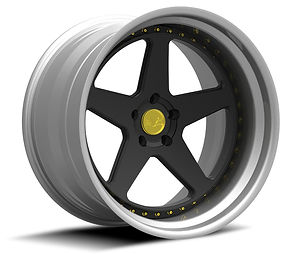 EVO61 KR1 custom forged concave wheels