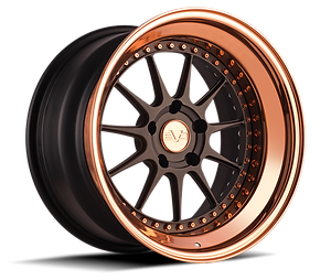 LS4 custom forged wheels