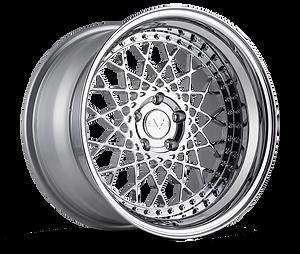 LS5 custom forged wheels