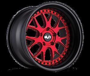 LS3 custom forged wheels