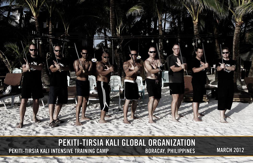 PTK-SMF Boracay Training Camp 2012