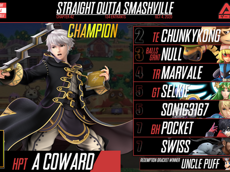 Straight Outta Smashville Chapter 42!