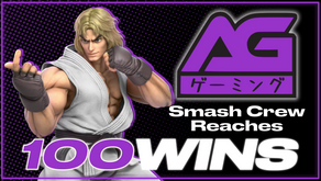 AnG Smash WiFi Crew Reaches 100 Wins!!!