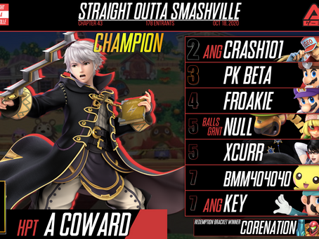 Straight Outta Smashville with another WILD Chapter!