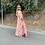 Thumbnail: Vestido seda escote V