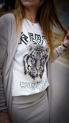 Camiseta manga corta Never