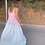Thumbnail: Vestido tricolor volantes