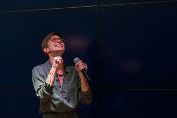 TEDx Hosting 4 _ Kelsey Crouch