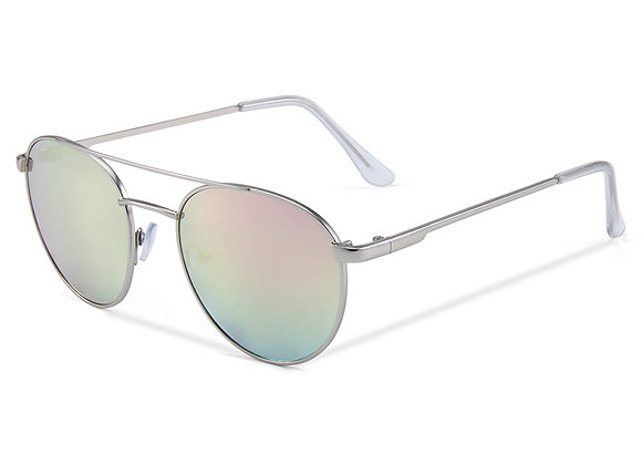 Quattrocento Eyewear Italian Sunglasses with Gold Lenses Model Montanari
