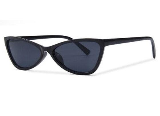 Quattrocento Eyewear Italian Sunglasses with Black Lenses Model Ferri