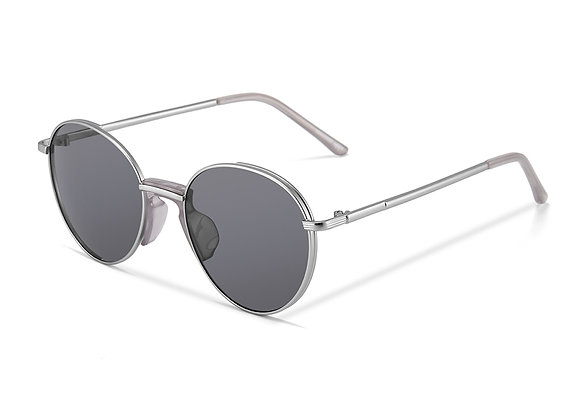 Quattrocento Eyewear Italian Sunglasses with Dark Lenses Model Riva