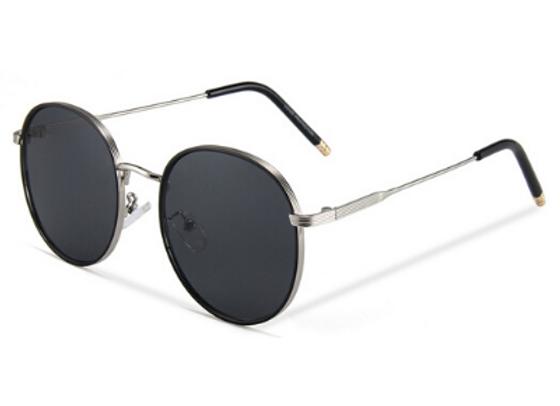 Quattrocento Eyewear Italian Sunglasses with Black Lenses Model Gallo