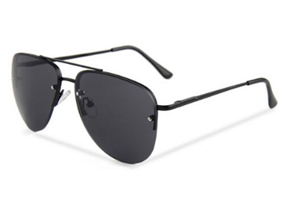 Quattrocento Eyewear Italian Sunglasses with Black Lenses Model Mariani