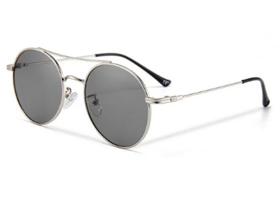 Quattrocento Eyewear Italian Sunglasses with Dark Lenses Model De Luca