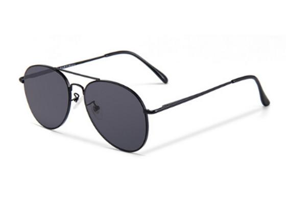 Quattrocento Eyewear Italian Sunglasses with Black Lenses Model Colombo