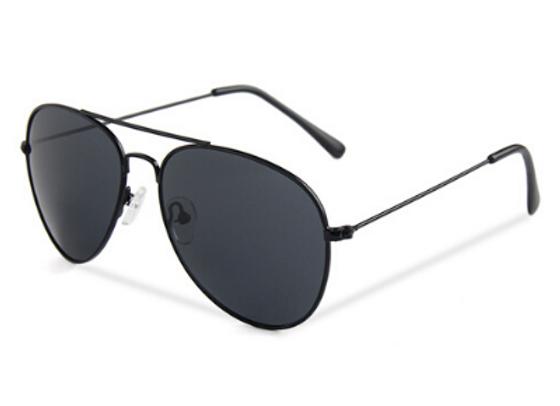 Quattrocento Eyewear Italian Sunglasses with Black Lenses Model Longo
