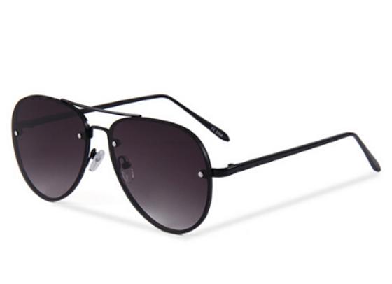 Quattrocento Eyewear Italian Sunglasses with Black Lenses Model Rinaldi