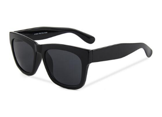 Quattrocento Eyewear Italian Sunglasses with Black Lenses Model Coppola