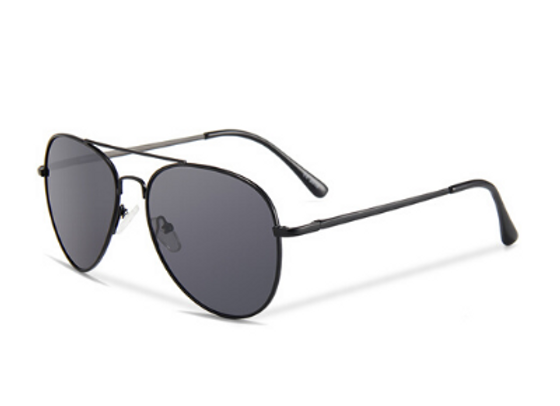Quattrocento Eyewear Italian Sunglasses with Black Lenses Model Fontana