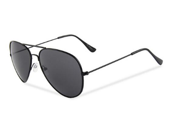 Quattrocento Eyewear Italian Sunglasses with Black Lenses Model Costa