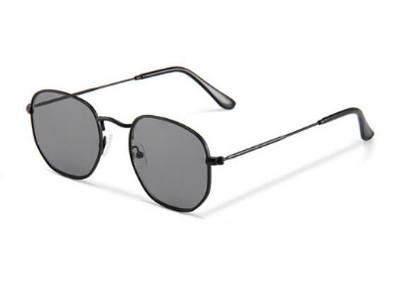 Quattrocento Eyewear Italian Sunglasses with Black Lenses Model Mancini