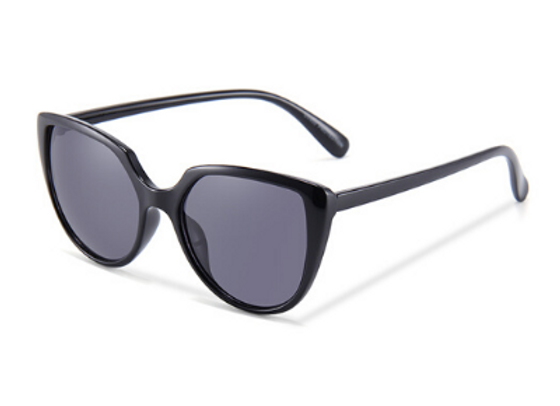 Quattrocento Eyewear Italian Sunglasses with Black Lenses Model D'angelo