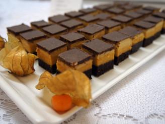 Orange & Carrot Carob Brownies