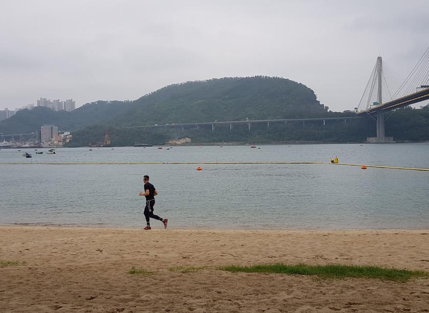 run workout in Hong Kong