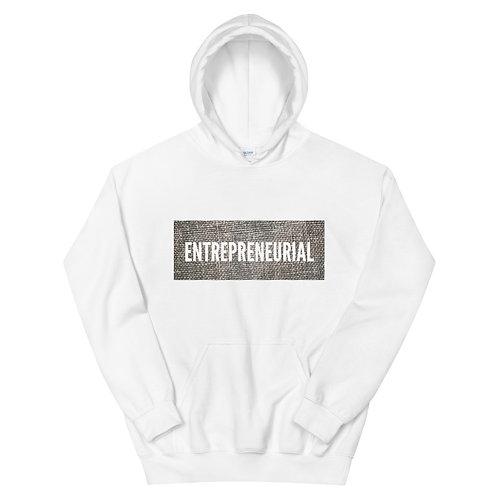 """""""Entrepreneurial"""" Unisex Hoodie"""
