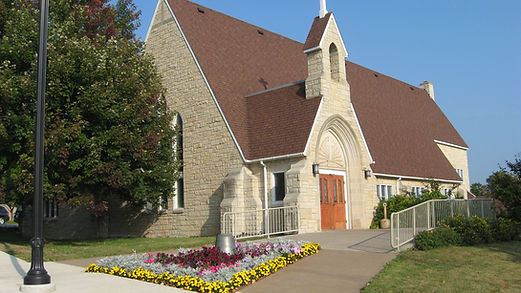 United Lutheran Church in Crystal Falls, MI