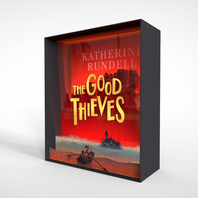 The Good Thieves: Window display