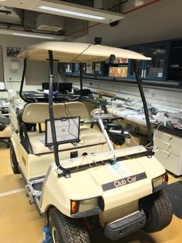 Autonomous Club Car