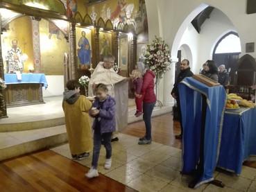 Празник Преображења Господњег у Сантјаго де Чилеу