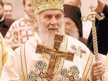 Mensaje de navidad - Su santidad Patriarca IRINEJ