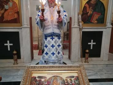 Dormición de la Madre de Dios se celebró en la Ciudad Buenos Aires